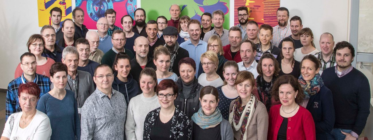 Part of the Berlin Eckert & Ziegler Radiopharma team